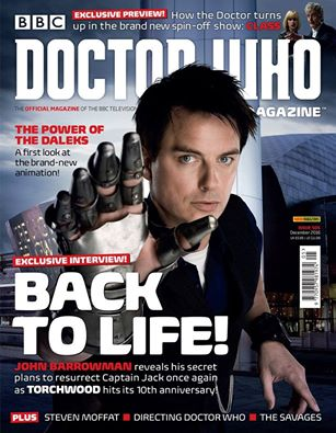 Doctor Who Magazine 505