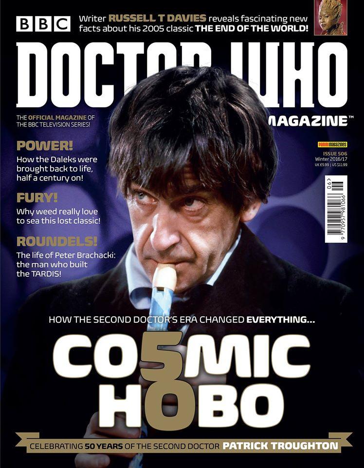 Doctor Who Magazine 506