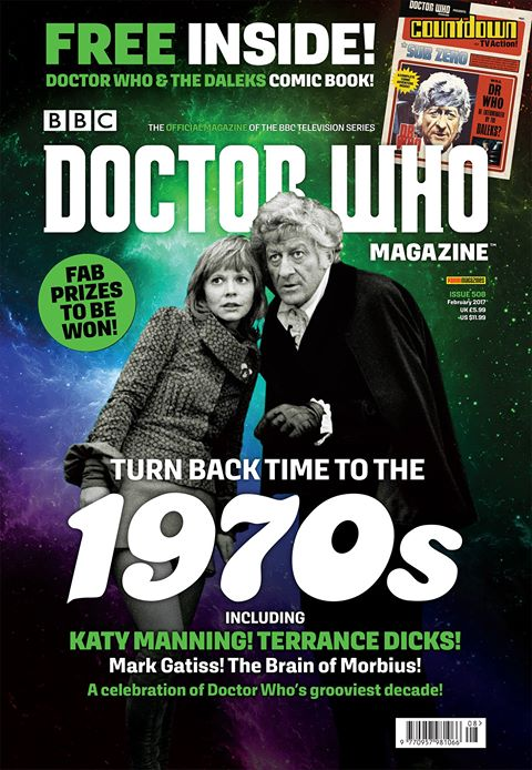 Doctor Who Magazine 508