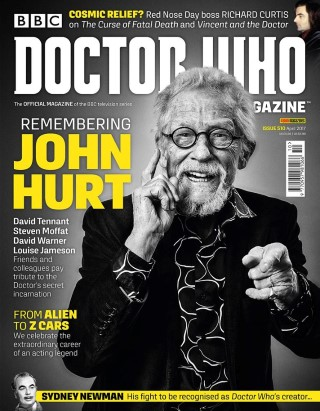 Doctor Who Magazine 509