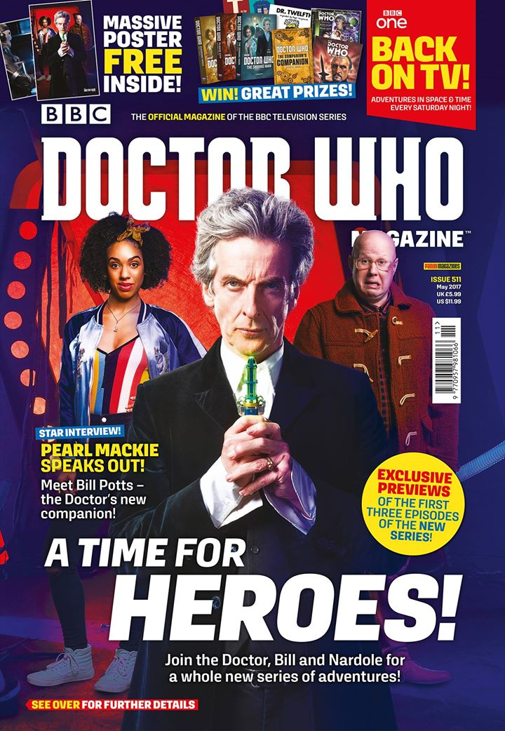 Doctor Who Magazine 511