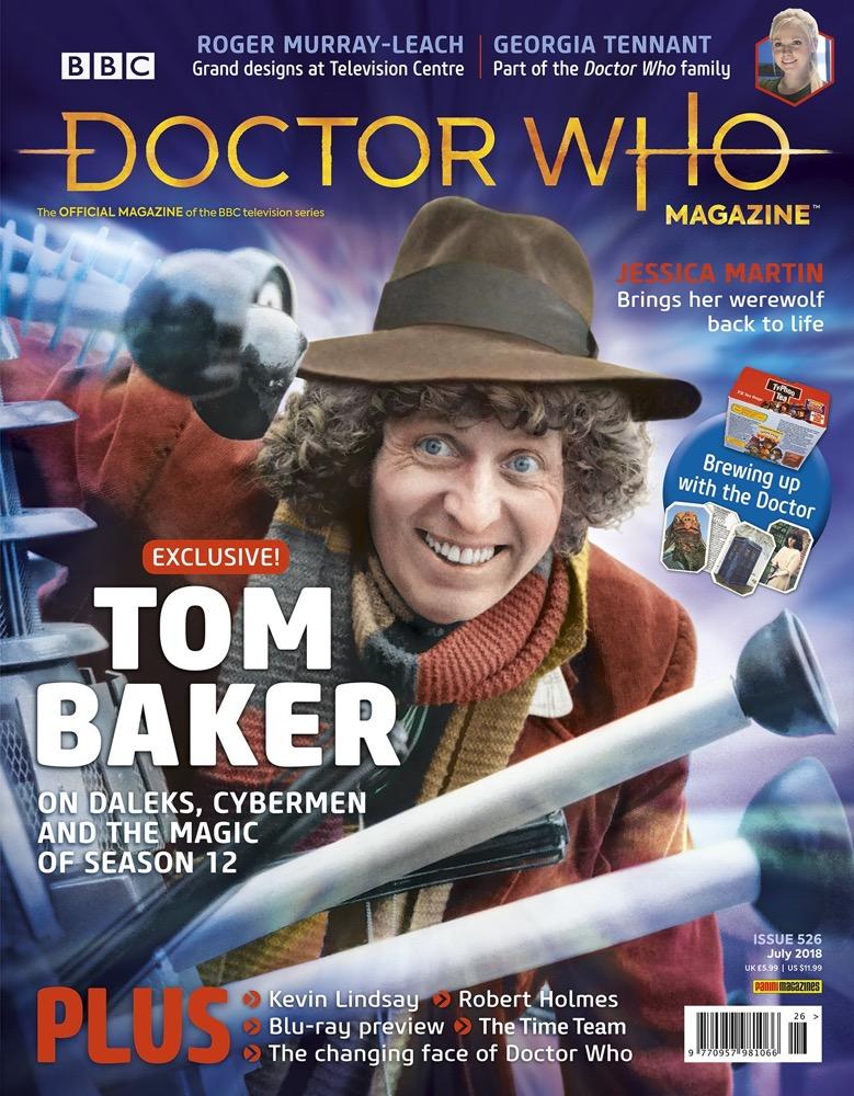 Doctor Who Magazine 526