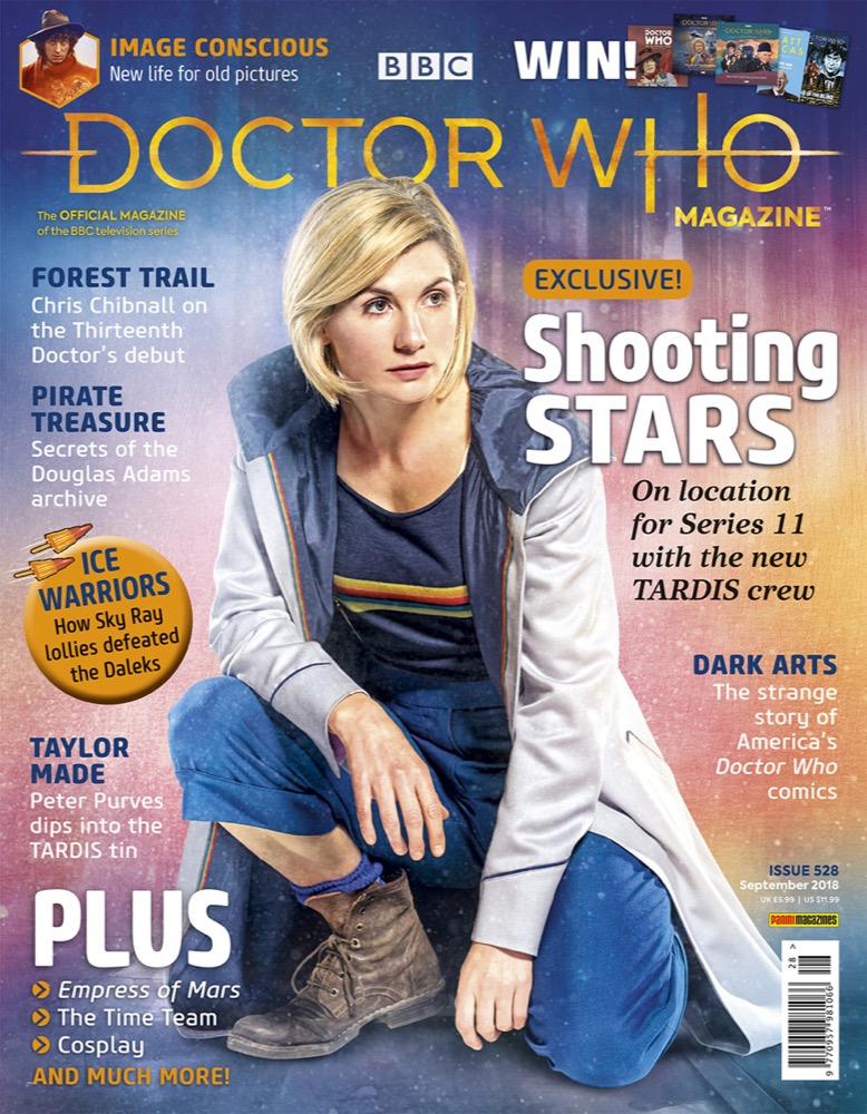 Doctor Who Magazine 528