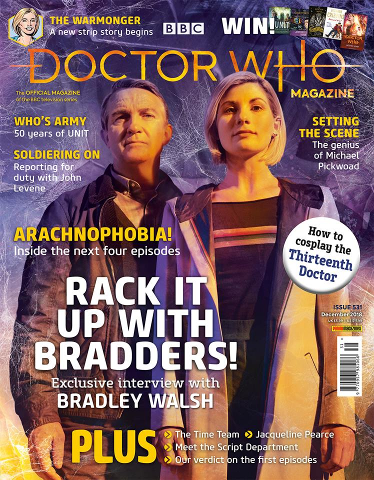 Doctor Who Magazine 513