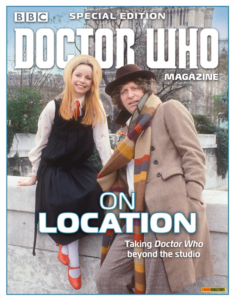 Doctor Who Magazine On Location
