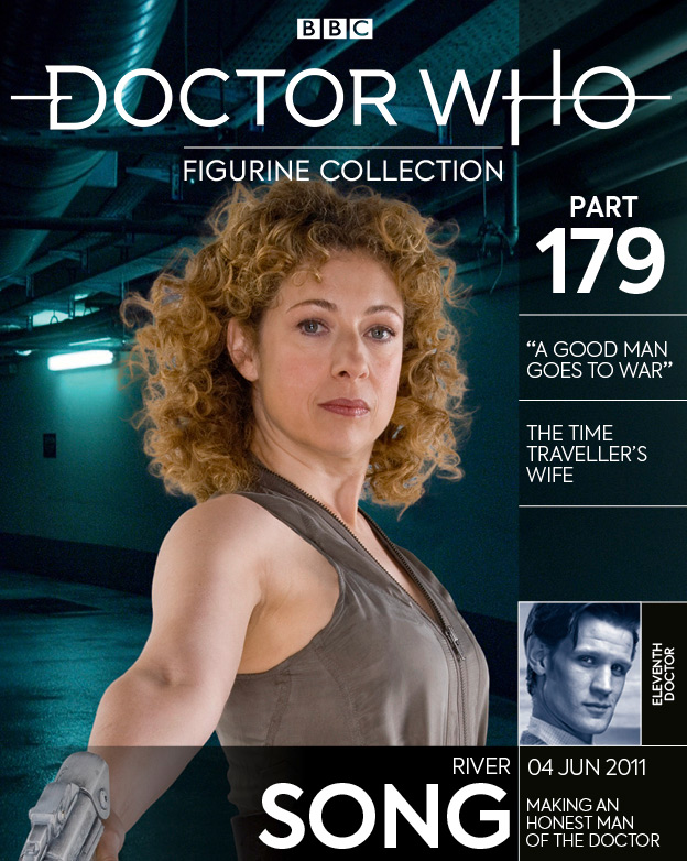 Figurine Magazine Special 179 River Song