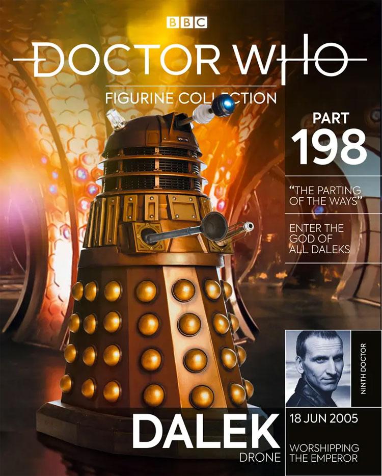 Figurine Magazine 198 Dalek
