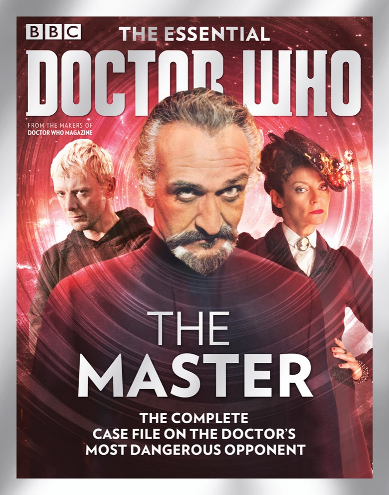 The Essential Doctor Who Magazine The Master