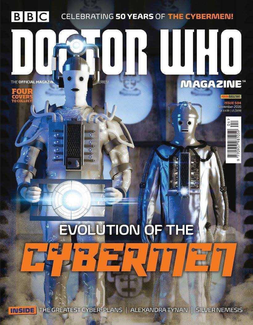 Doctor Who Magazine 504