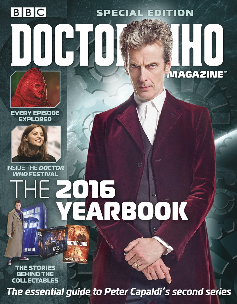 Doctor Who Yearbook 2016