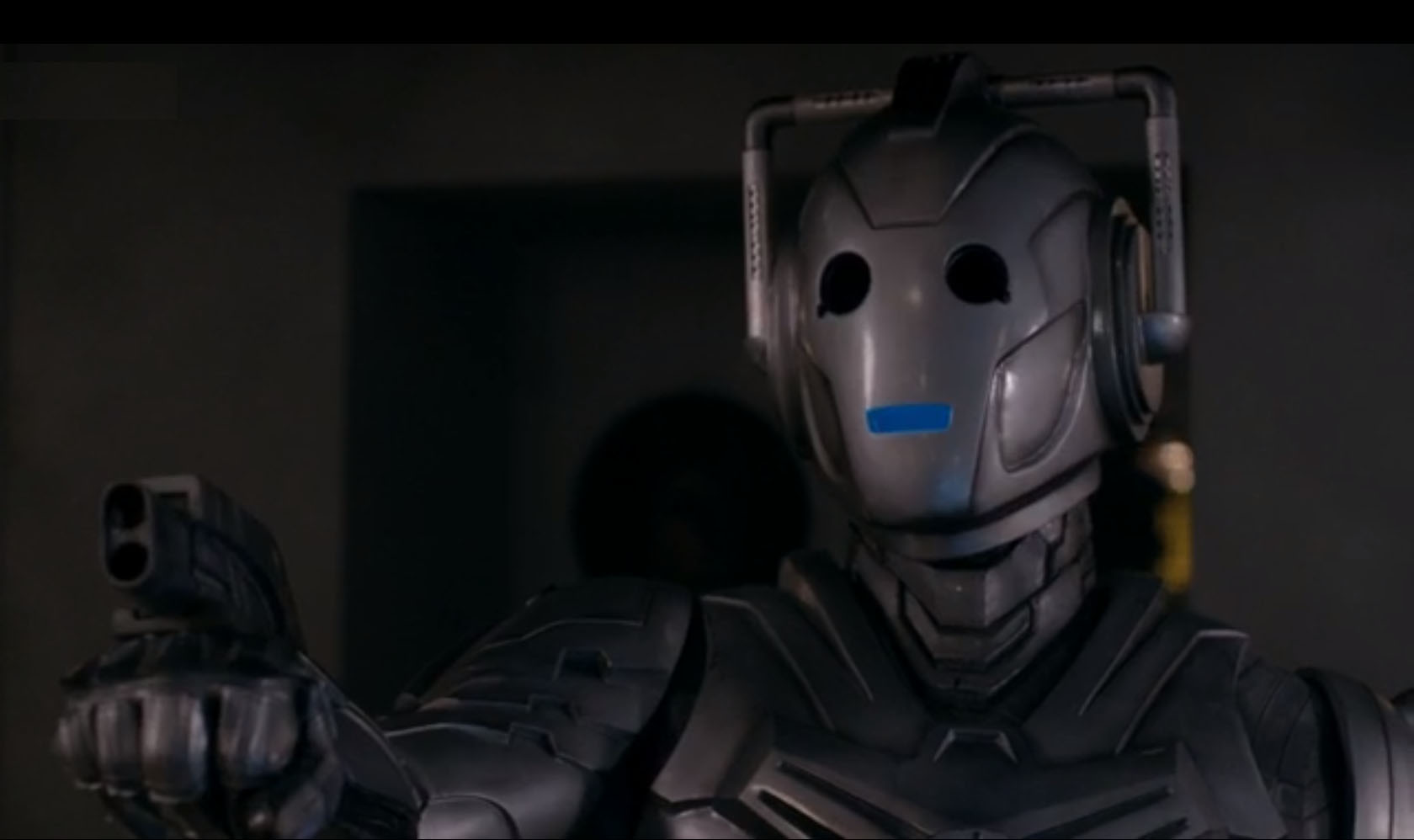 The Cybermen as in Death In Heaven