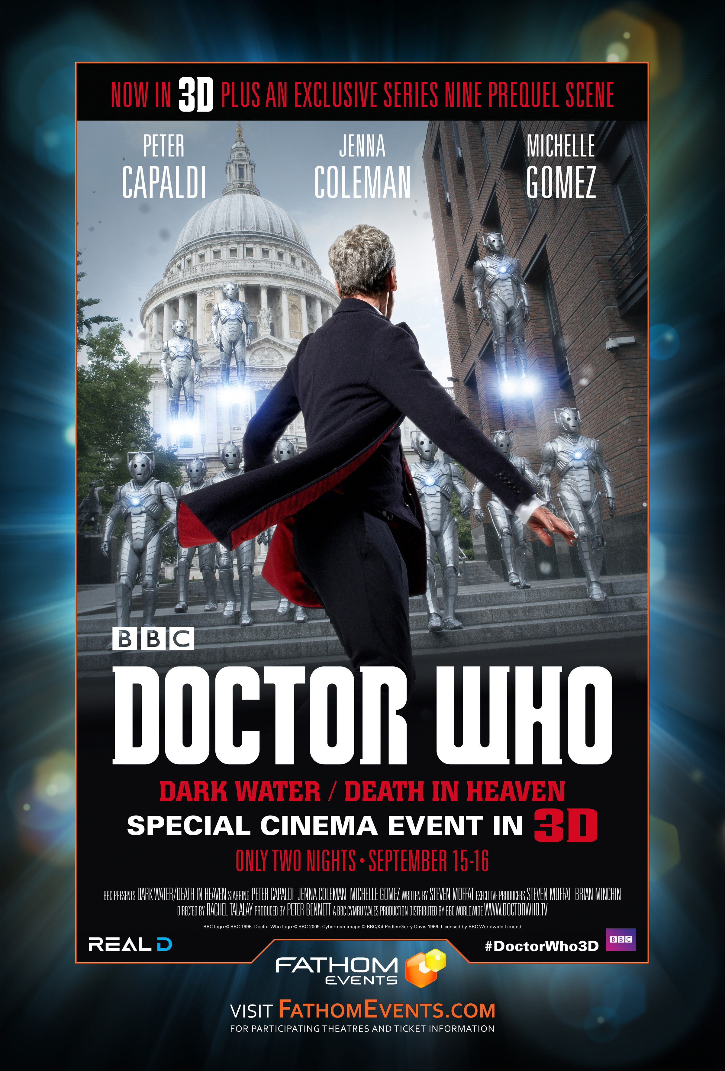 Series 9 premiere poster