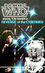 Revenge Of The Cybermen VHS