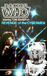 Revenge of the Cybermen VHS