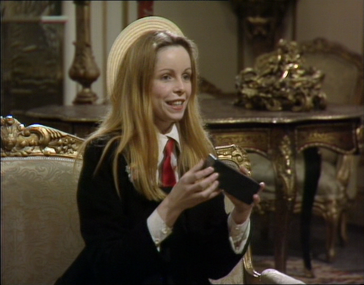 Romana as in City of Death