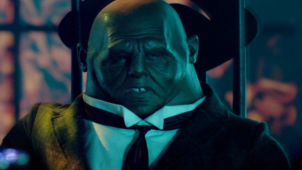 Strax as in The Name of the Doctor