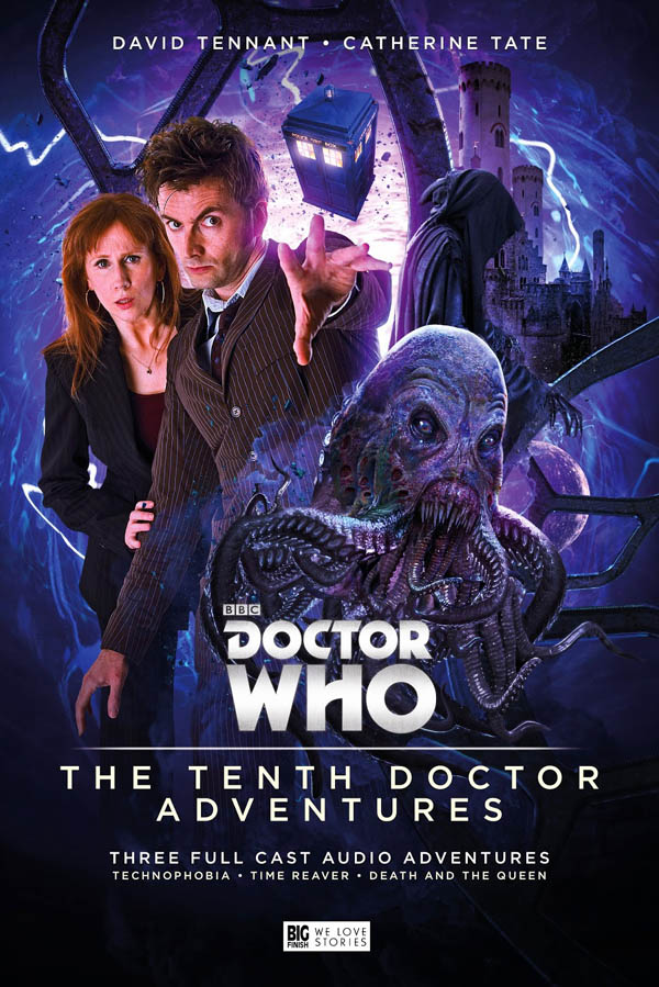 New Big Finish audios
