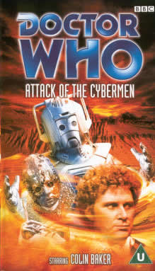 Revelation of the Daleks VHS