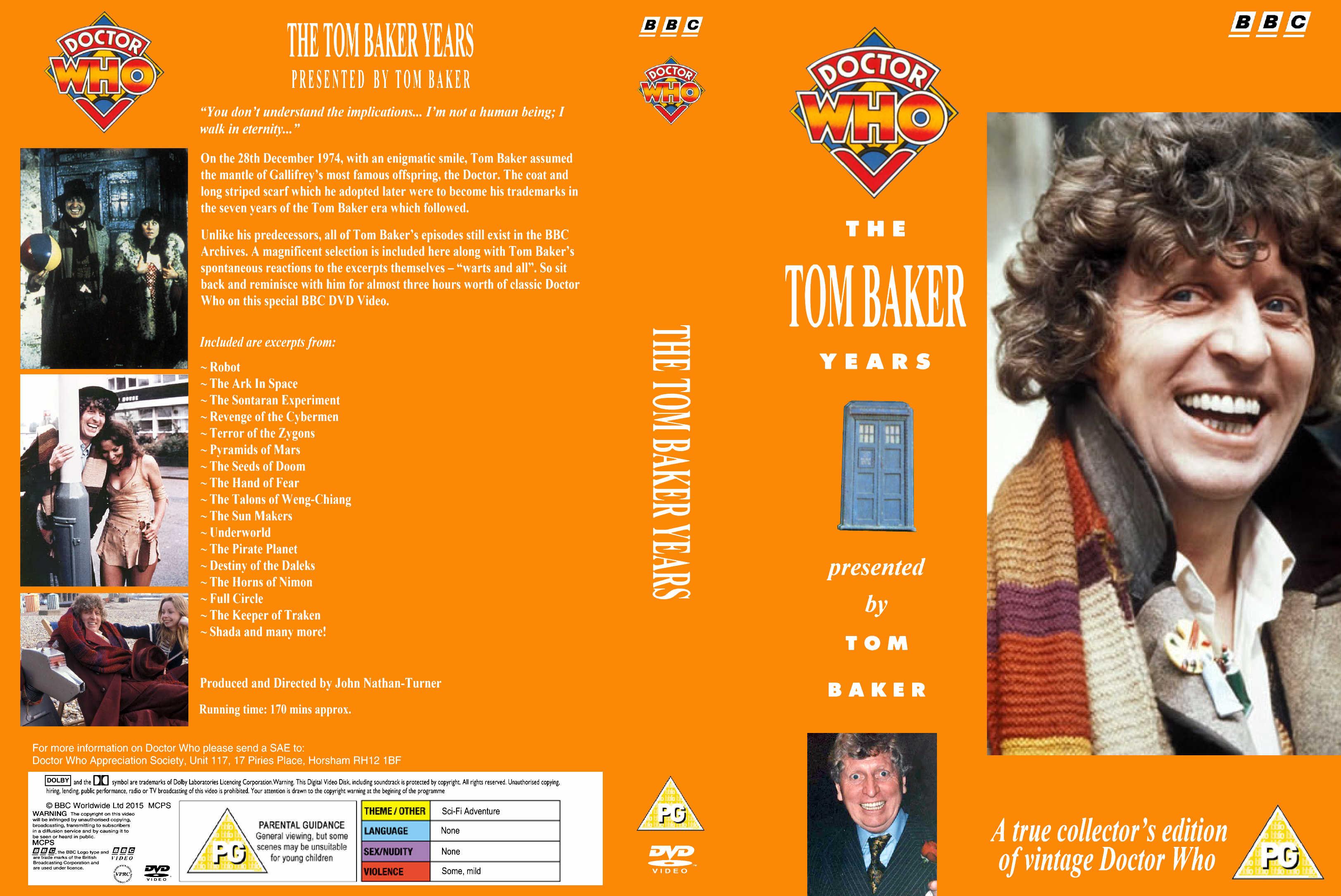 The Tom Baker Years
