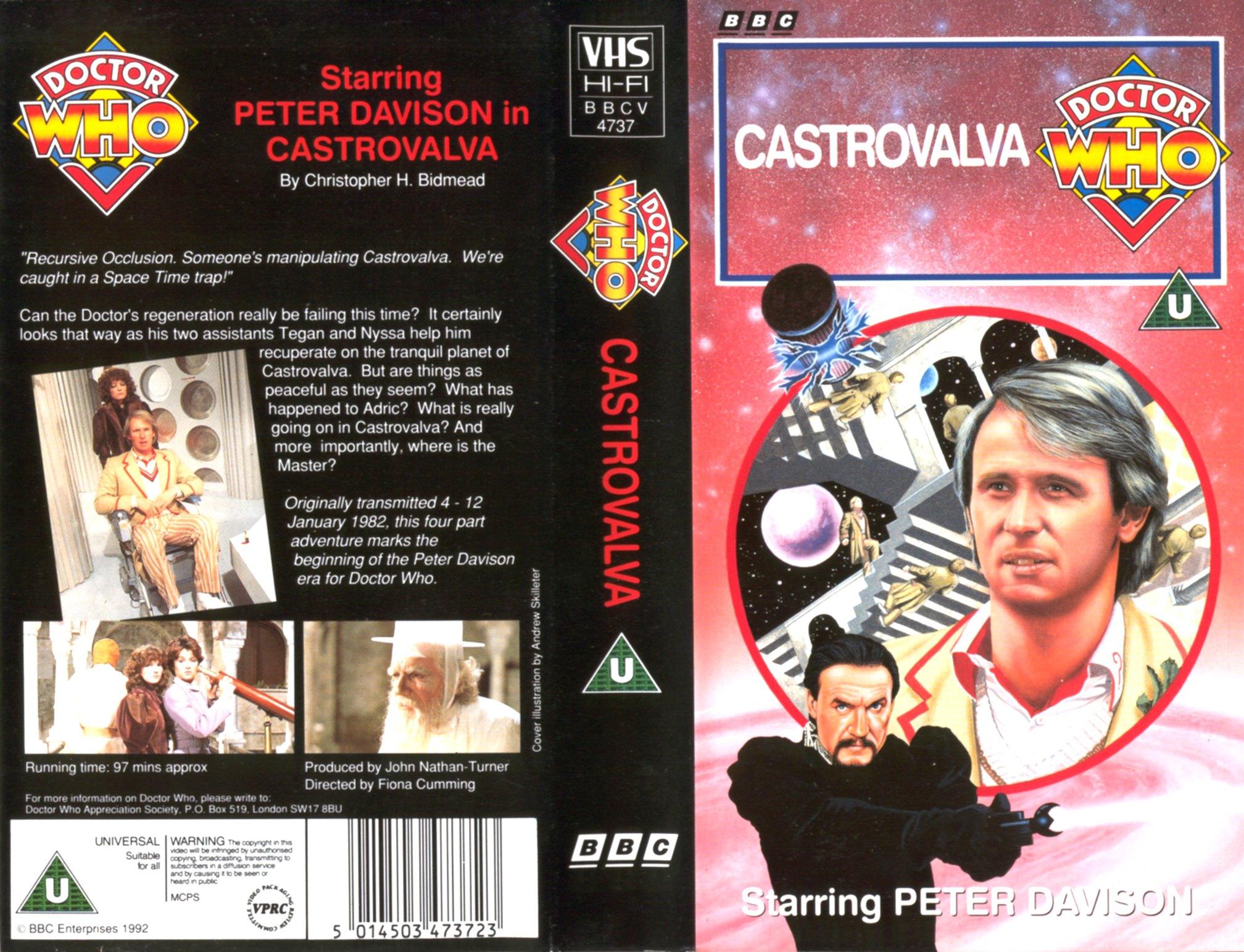 Castrovalva VHS