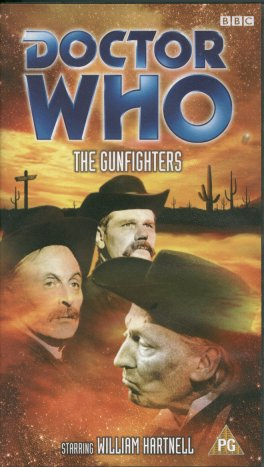 The Gunfighters VHS