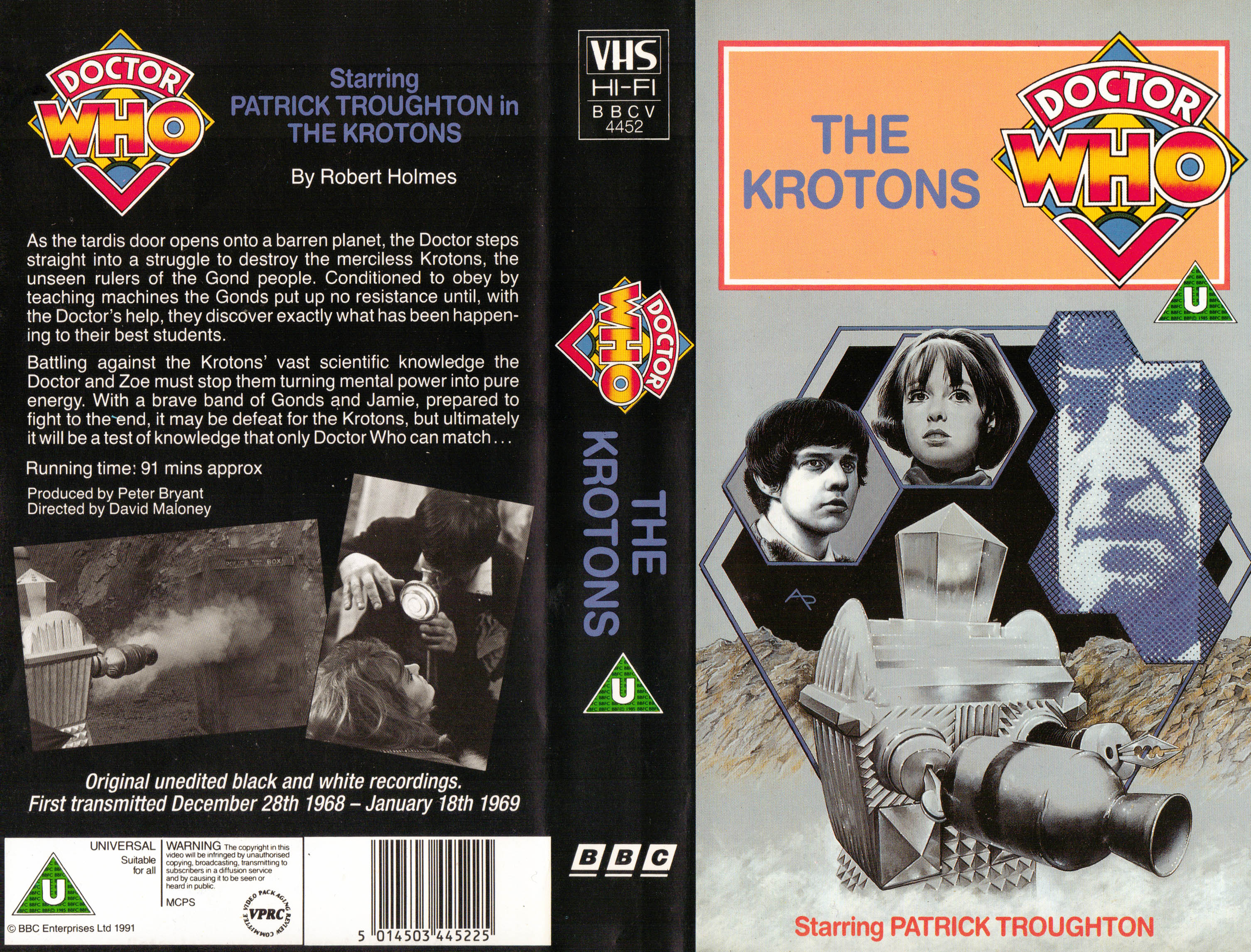 The Krotons