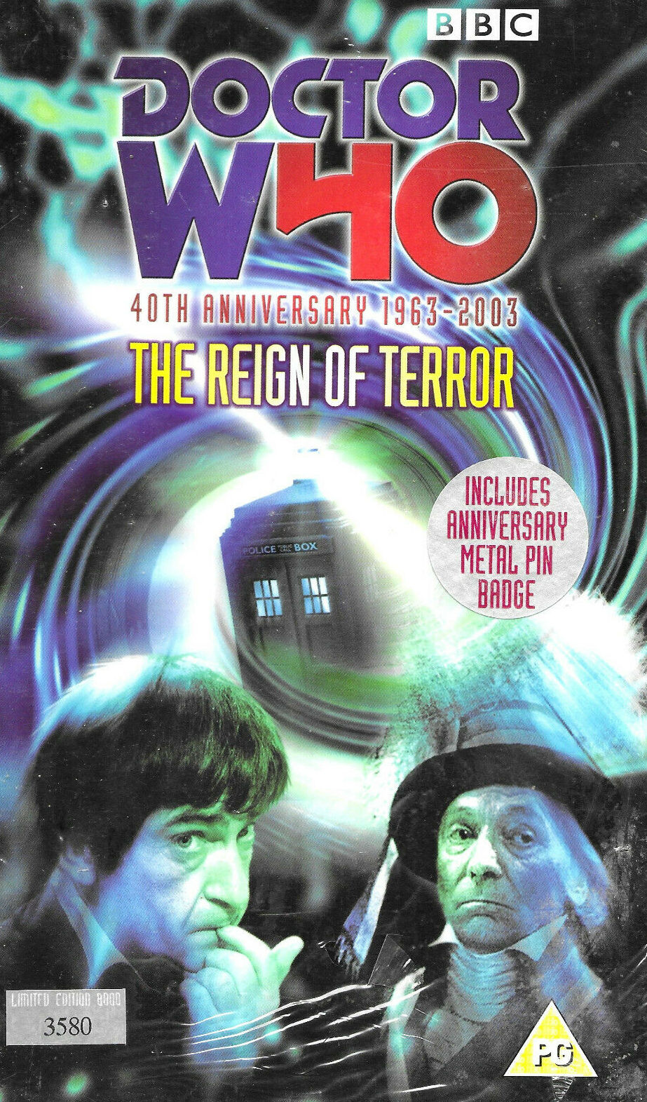 The Reign of Terror/Web of Fear Box Set