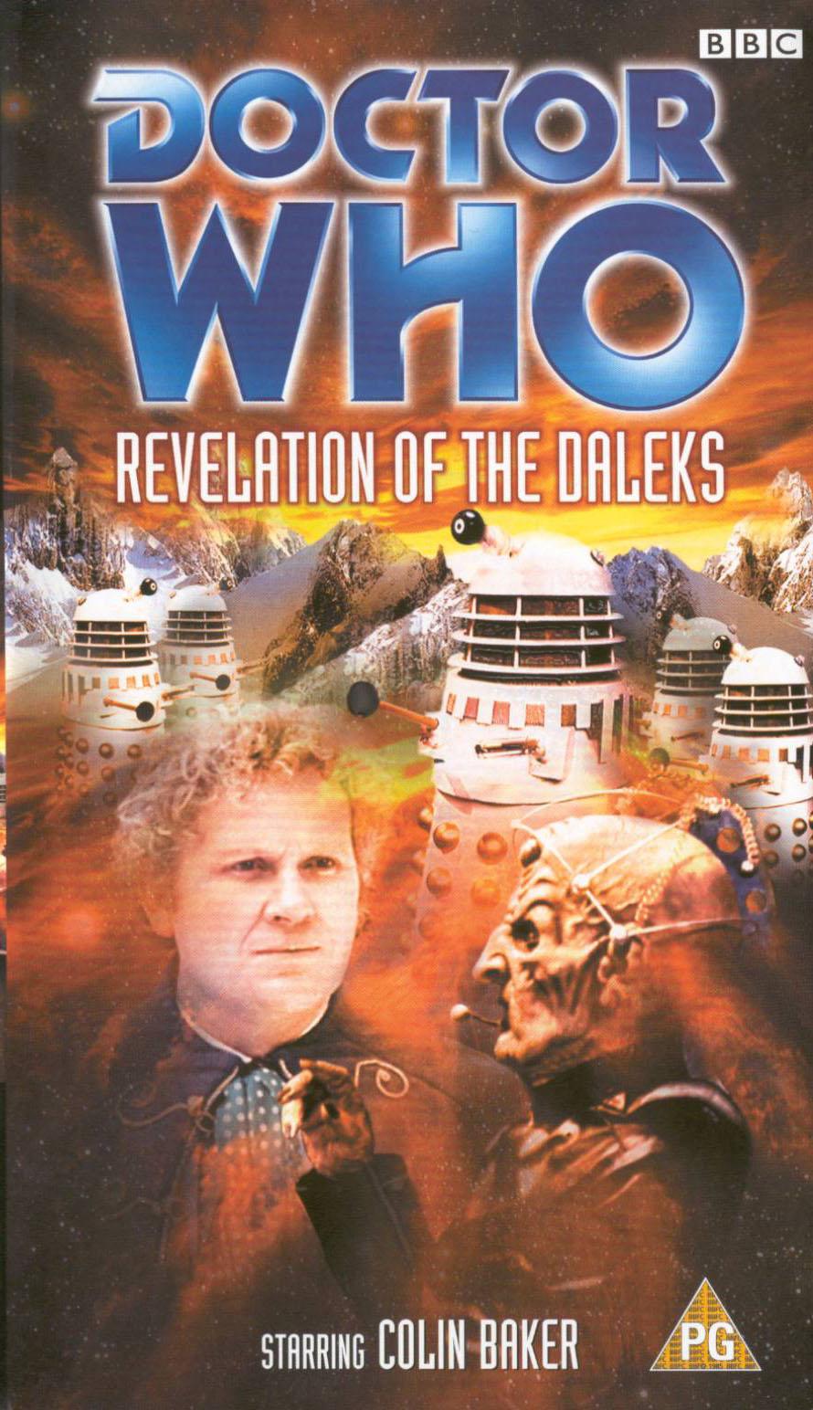 Revelation of the Daleks
