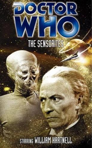 The Sensorites VHS