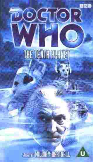 The Tenth Planet VHS