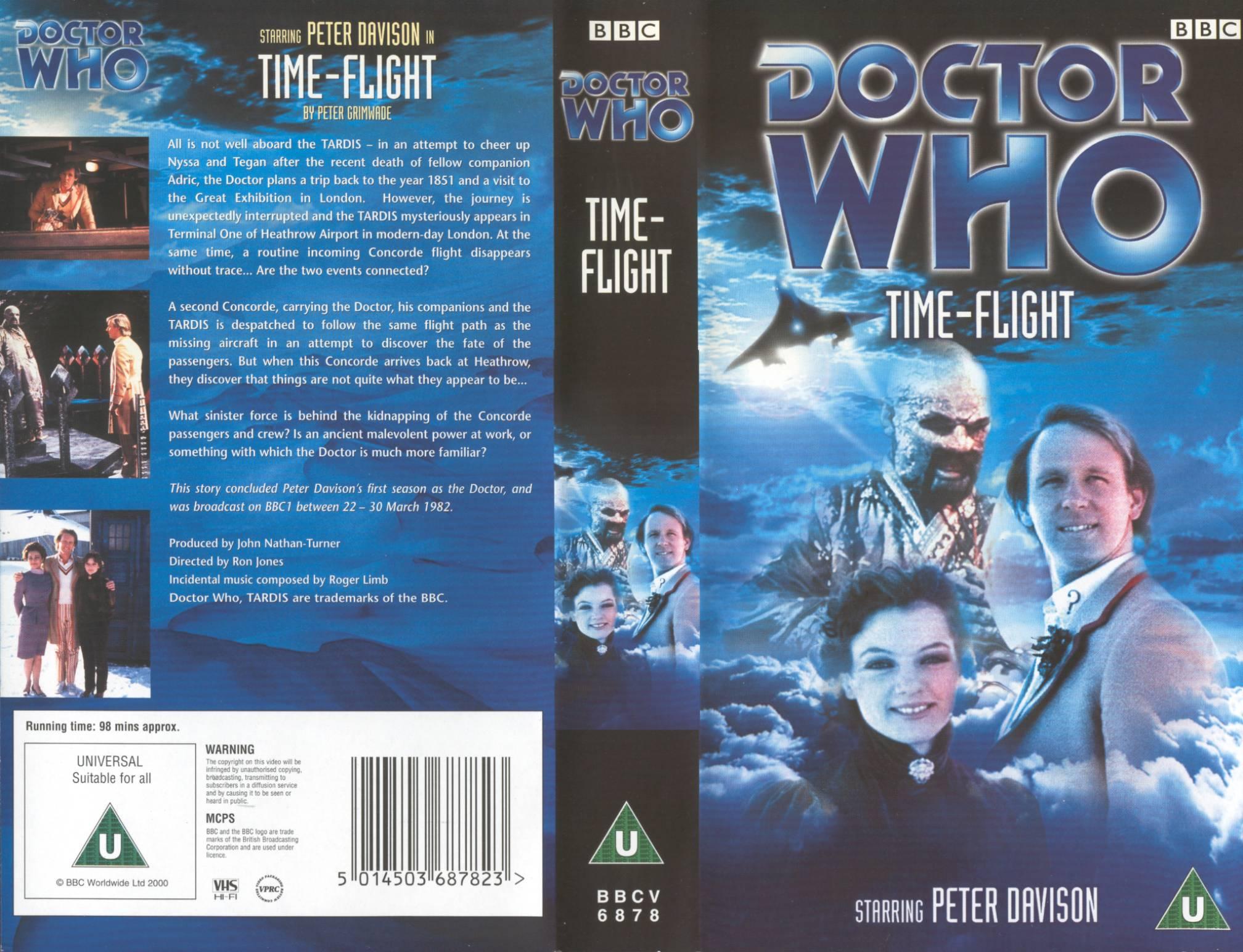 Time-flight VHS