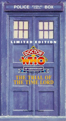 The Trial of a TimelordVHS