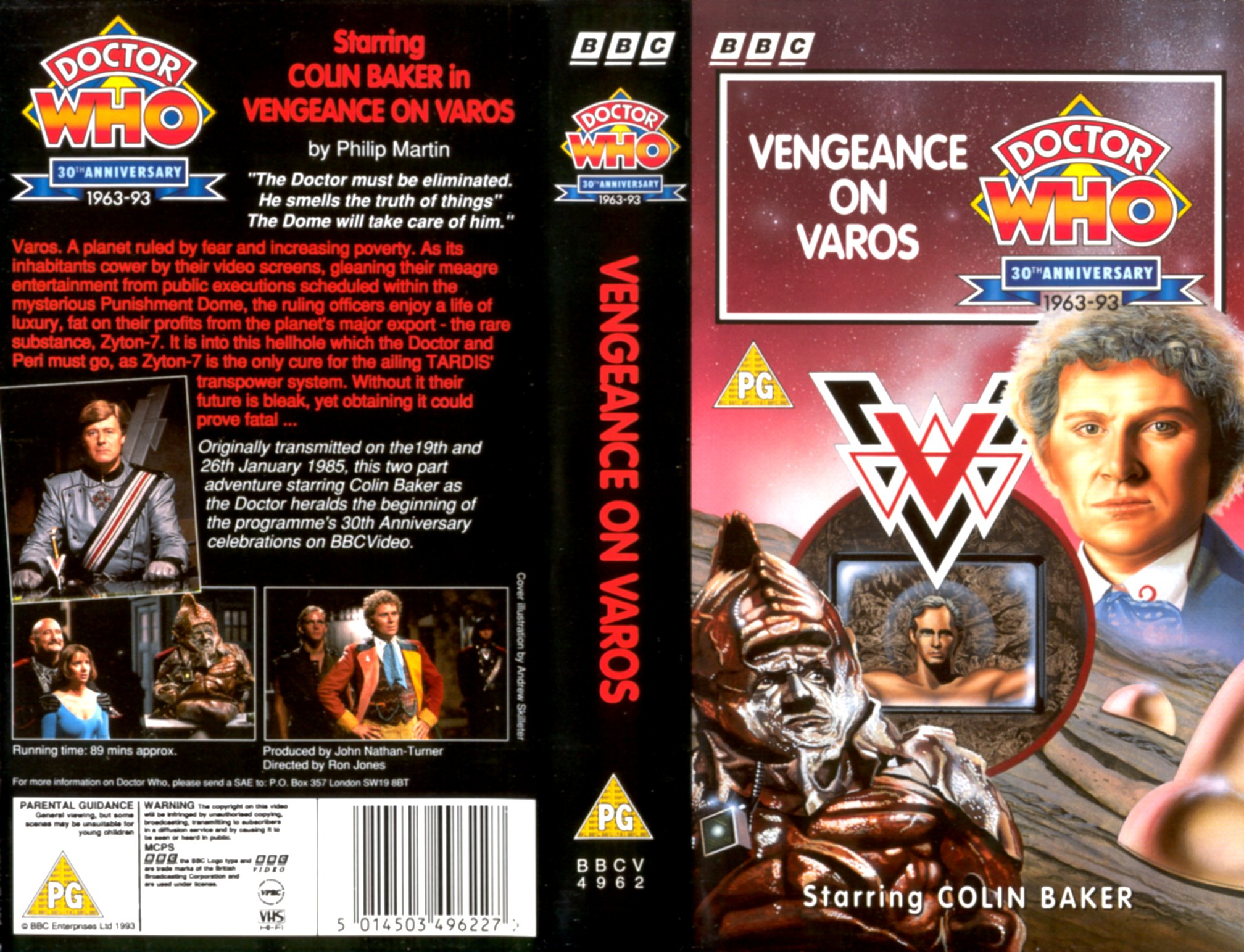 Vengeance on Varos