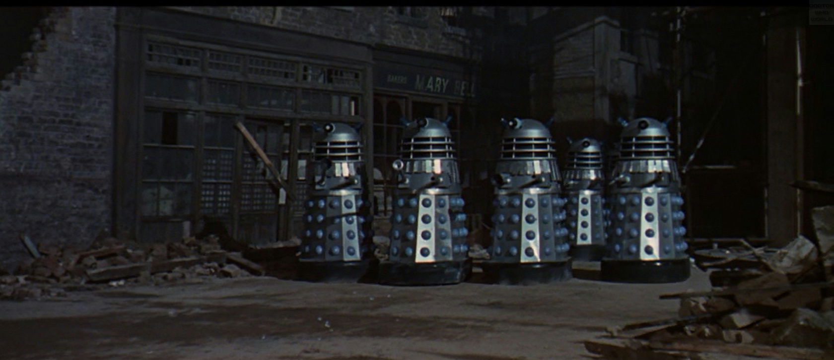 Dalek Invasion Earth 2150AD