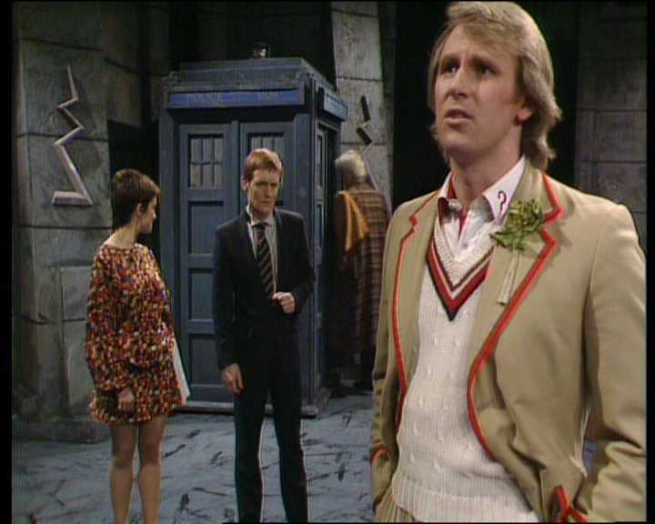 The Five Doctors