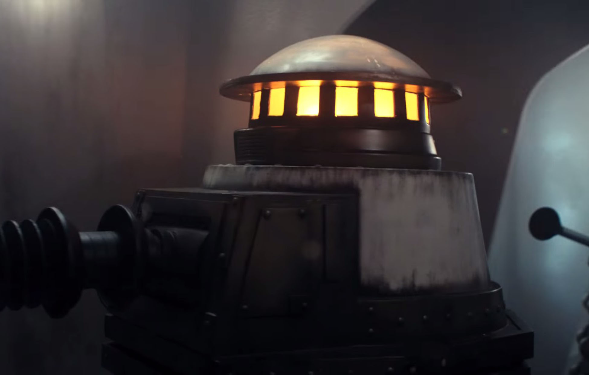 The Special Weapons Dalek as in The Witchs Familiar