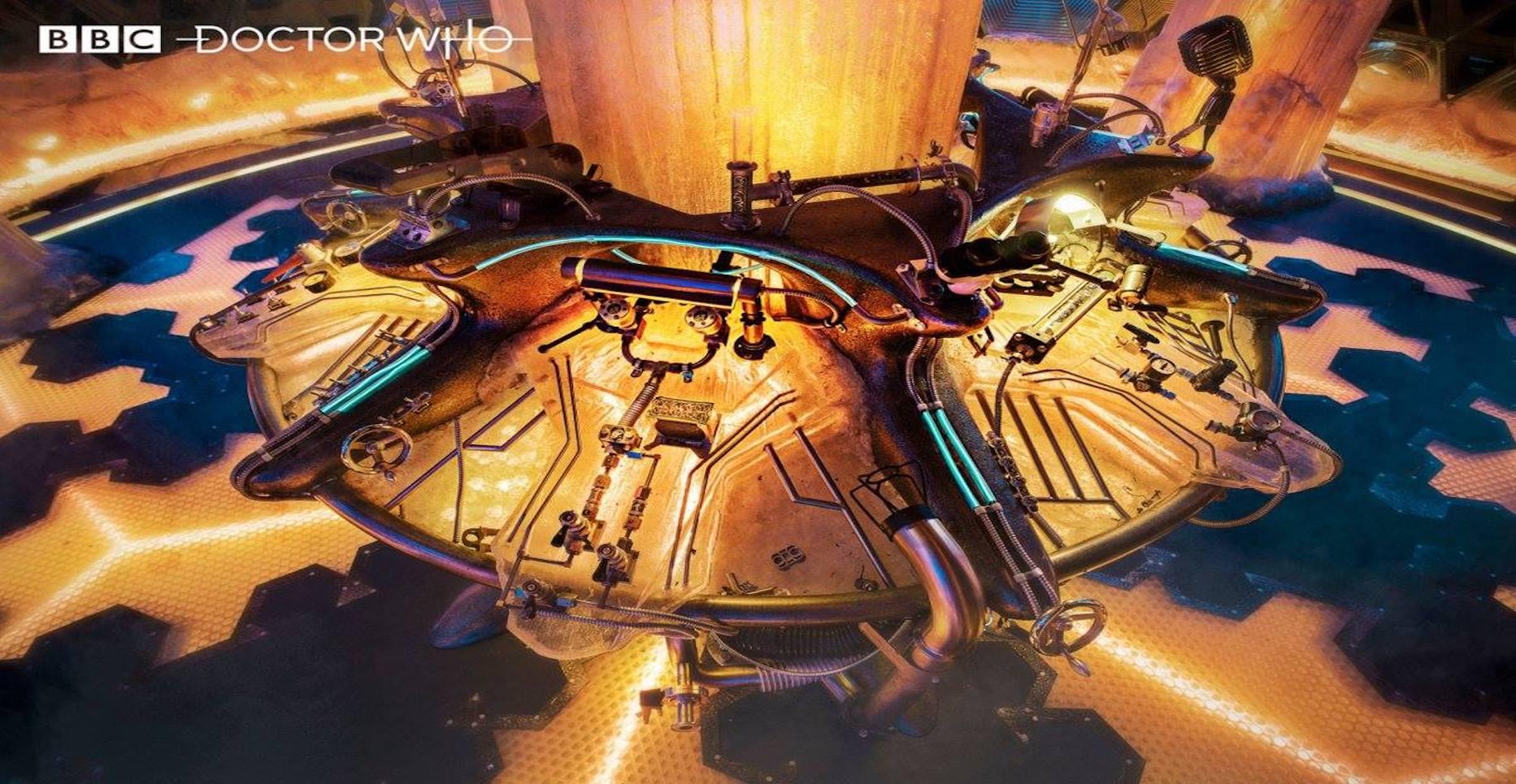 Series 11 TARDIS